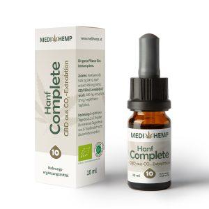 MediHemp CBD Öl 10% 10ml