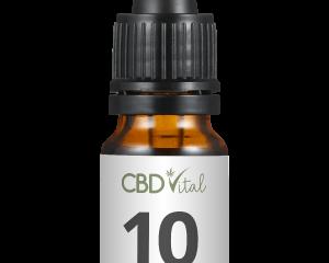 CBD Naturextrakt PREMIUM Öl 10% 30 ml