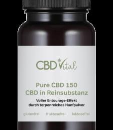 PURE CBD 150 (30%) – Kapseln