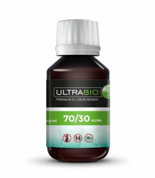 Ultrabio Base 70VG/30PG
