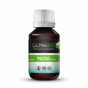Ultrabio Base 70VG/30PG