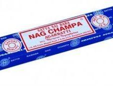 Nag Champa SATYA 15g Räucherstäbchen