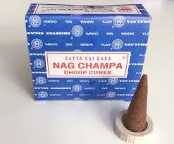 Nag Champa SATYA Räucherkegel