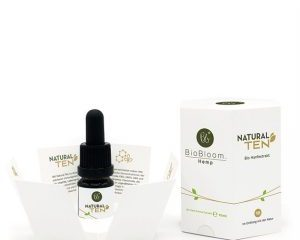 10% Bio CBD Hanfextrakt – NaturalTEN 10ml