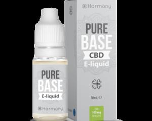 Harmony E-Liquid 1000 mg CBD Pure Base