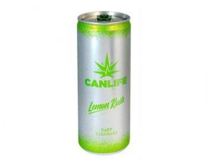 CANLIFE – HANFLIMONADE- LEMON KUSH 250ML