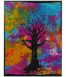 Baumwoll-Wandtücher – Baum der Stärke