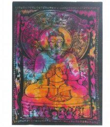 Baumwoll-Wandtücher – Friedlicher Buddha