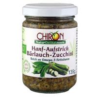 Bärlauch-Zucchini