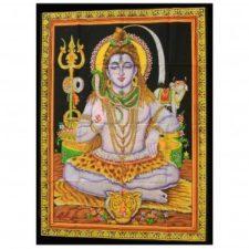 Sitzender Shiva