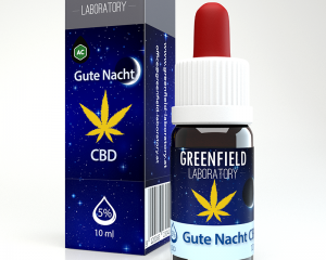 Greenfield Gute Nacht CBD 5%