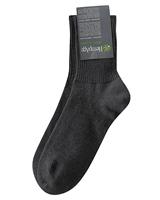 Wärmende Socke