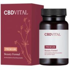 CBD-Vital-Beauty-Formel Anti-Aging Nutrikosmetik für ein strahlendes Hautbild