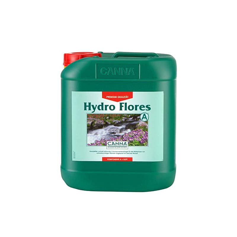 5 L CANNA HYDRO FLORES A+B