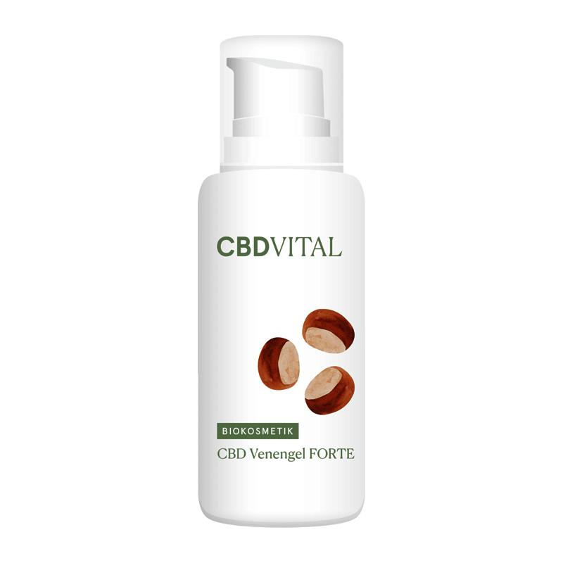 Das CBD Beingel forte ist eine innovative Kombination aus Cannabidiol (CBD) und natürlichen wirkkosmetischen Aktivstoffen.