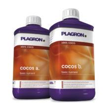 Cocos A&B ist ein hochkonzentrierter mineralischer Basisdünger.