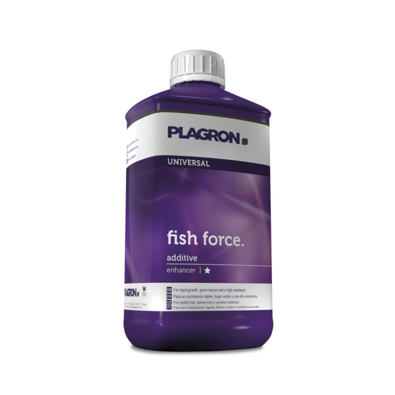 Fish Force ist ein natürlicher Pflanzennährstoff.