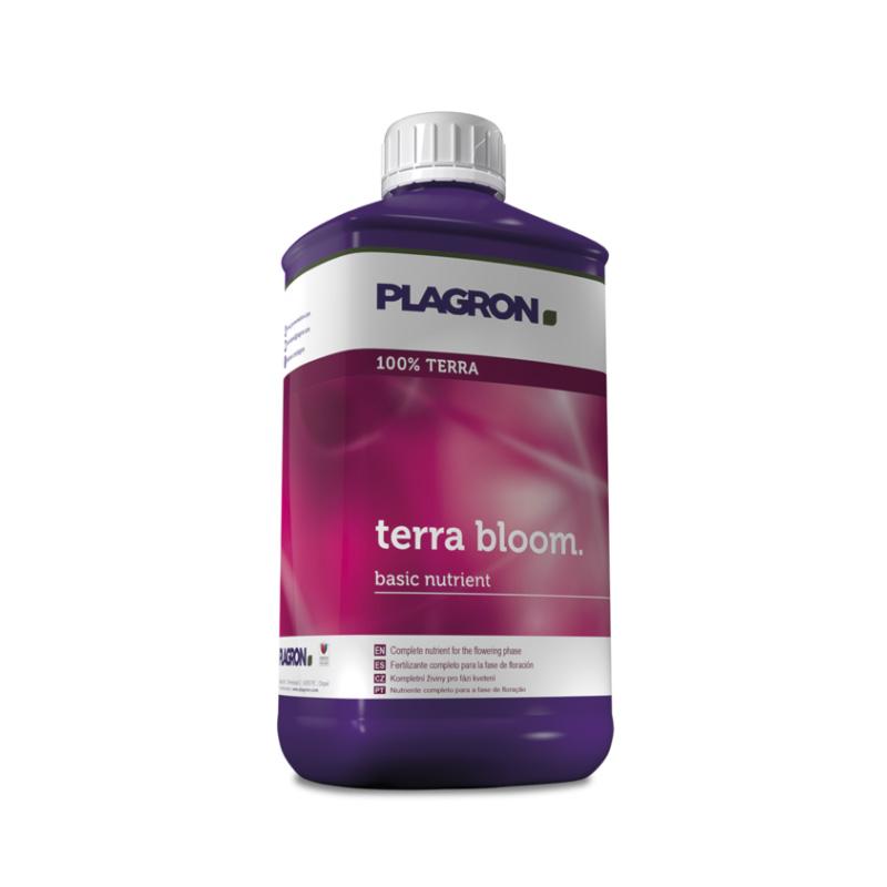 Terra Bloom sind stark konzentrierte mineralische Bio-Grundnährstoffe.
