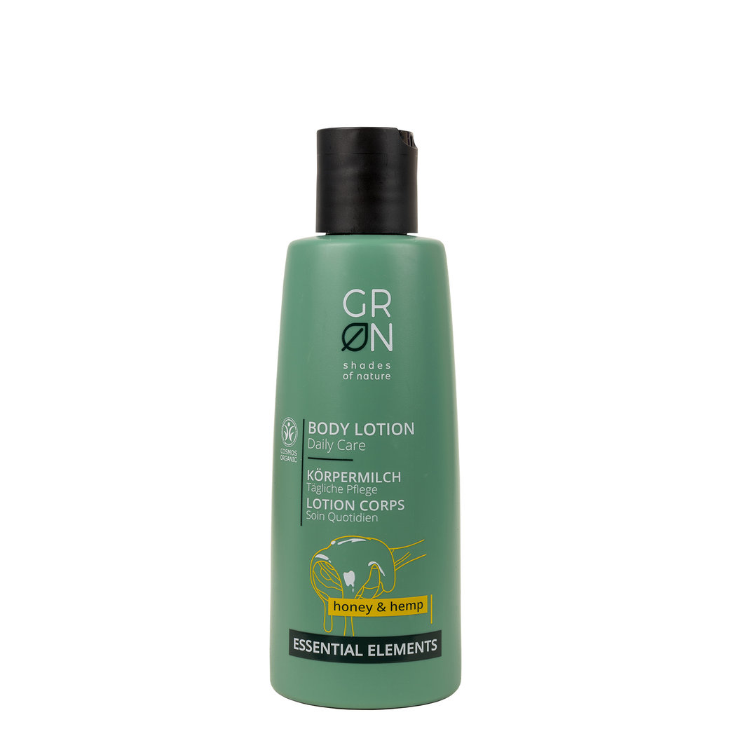 GRN Essential Body Lotion Daily Care