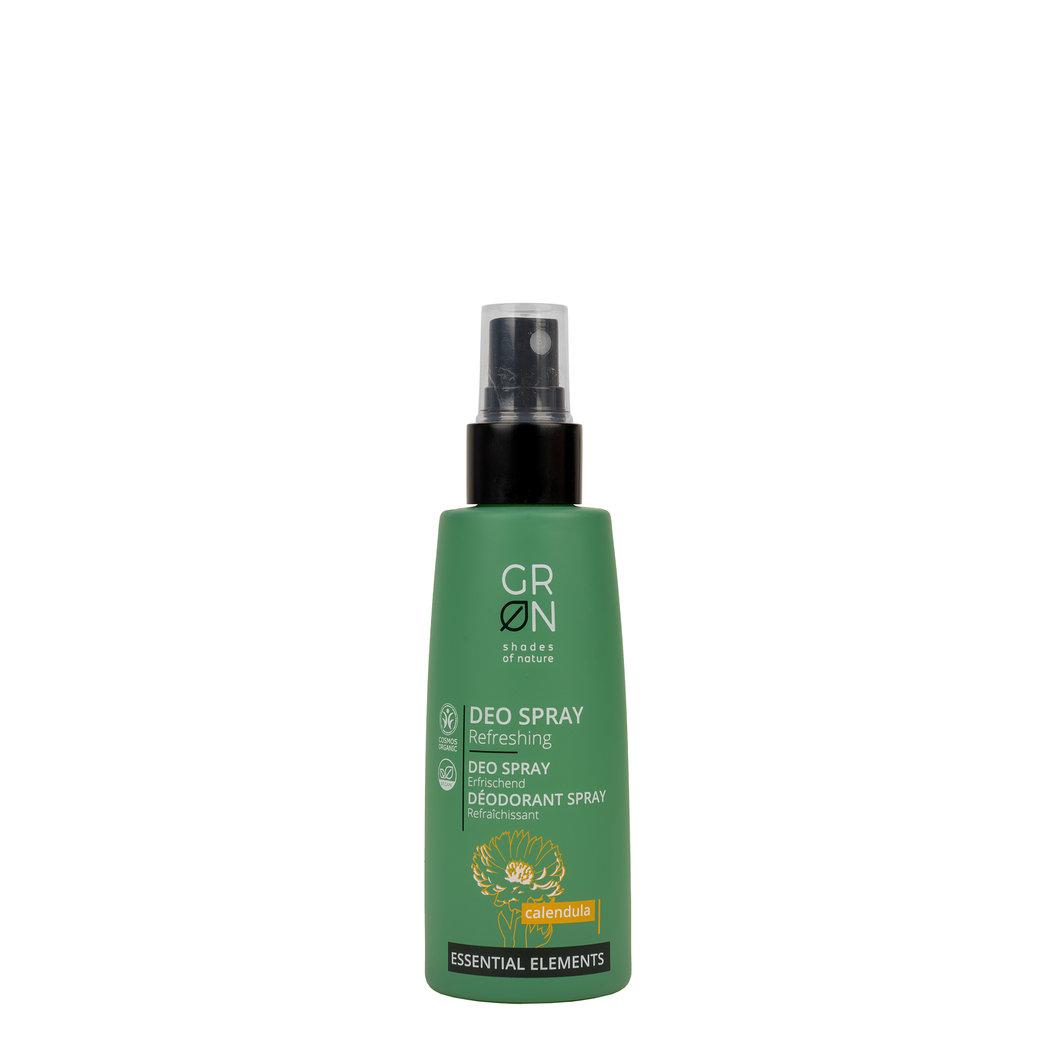 GRN Essential Deo Spray Refreshing