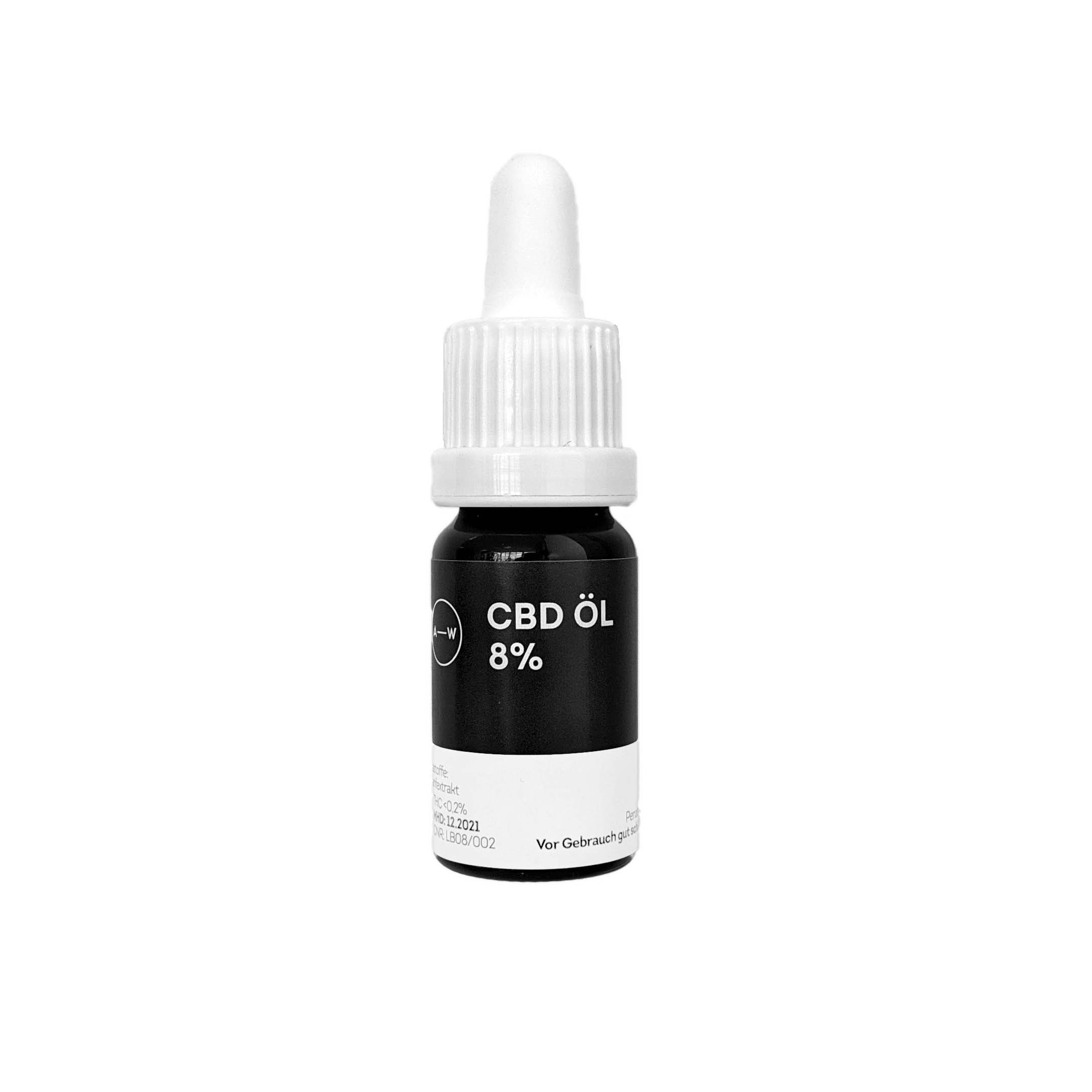 Vollextrakt-Öl 8%