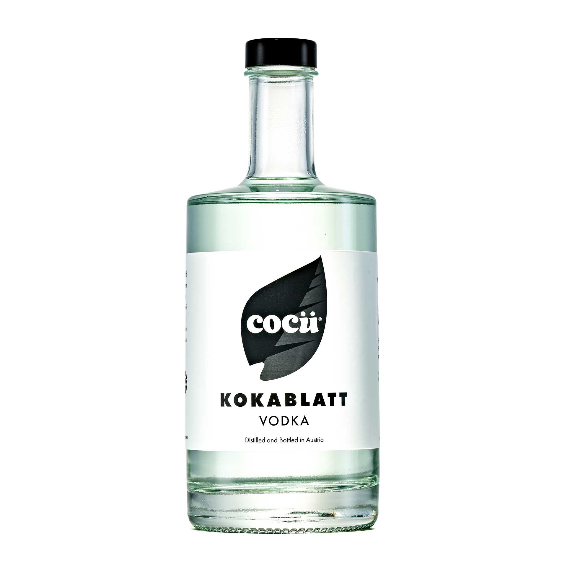 Kokablatt Vodka